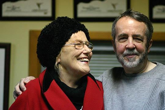 Mia Dameron & Don Sickler